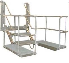 E0264 Bulk Folding Stairway