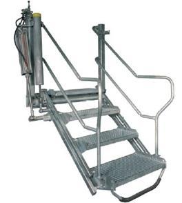 E0264 Standard Folding Stairway