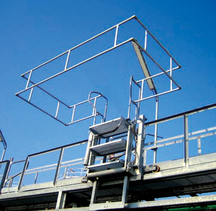 Folding Stairs & Gangways