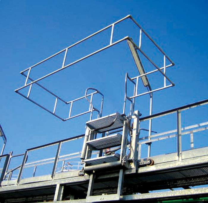 Folding Stairs & Gangways