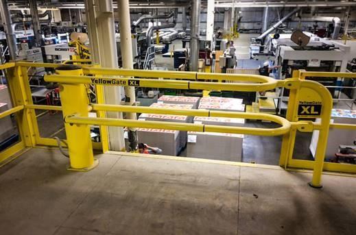 YellowGate XL Barrier Gates