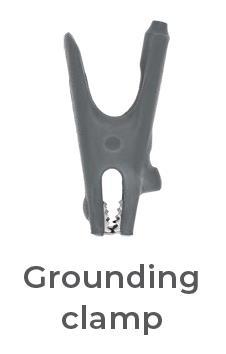 Grounding clamp