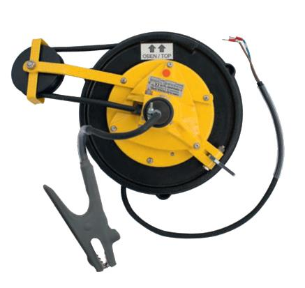 Cable reel up to 10m