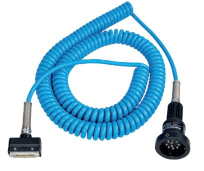 With disconnector plug extendable up to 7.5m