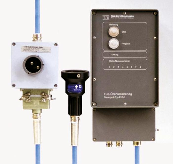 Timm'S Overfill Prevention Controller EUS-2 3