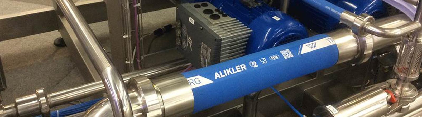 Trelleborg Alikler G2 Food Industry Transfer