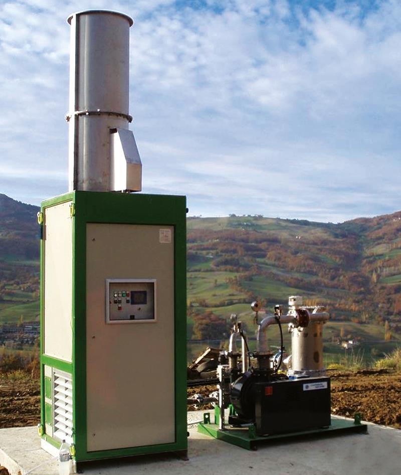 Certified Ultra-Low Emissions Burner