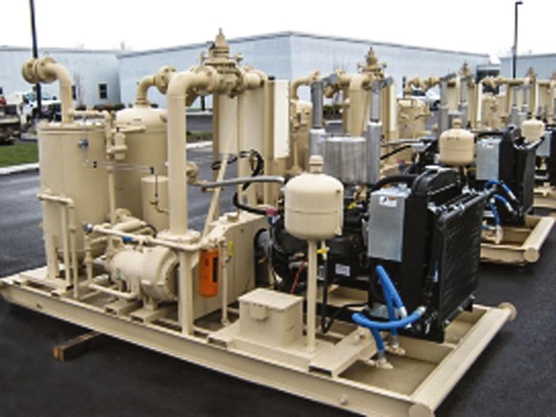 Gas Compression Systems 1