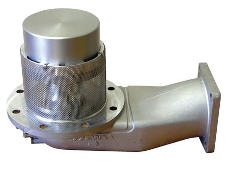 Pneumatic and mechanical emergency / bottom-operated valves