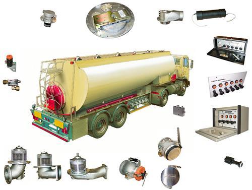 Tank Truck Equipment