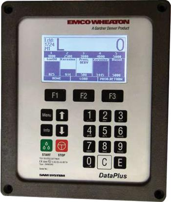 Emco Wheaton Data Plus Electronic Pump Metering System (EPMS) - 2