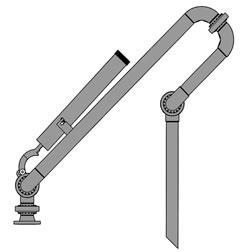 Emco Wheaton E2112 - Variable Reach Loader