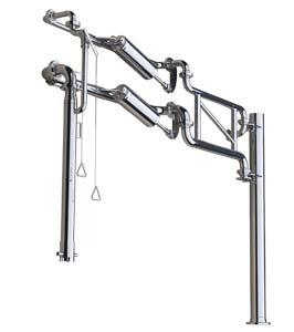 Emco Wheaton E2710 - Top Unloading Arm with Heating Line for Rail Cars