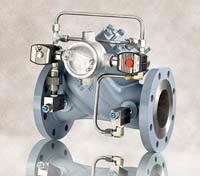Brodie Differential Control Valve
