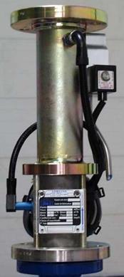Alma Turbocompt Turbine Flow Meter