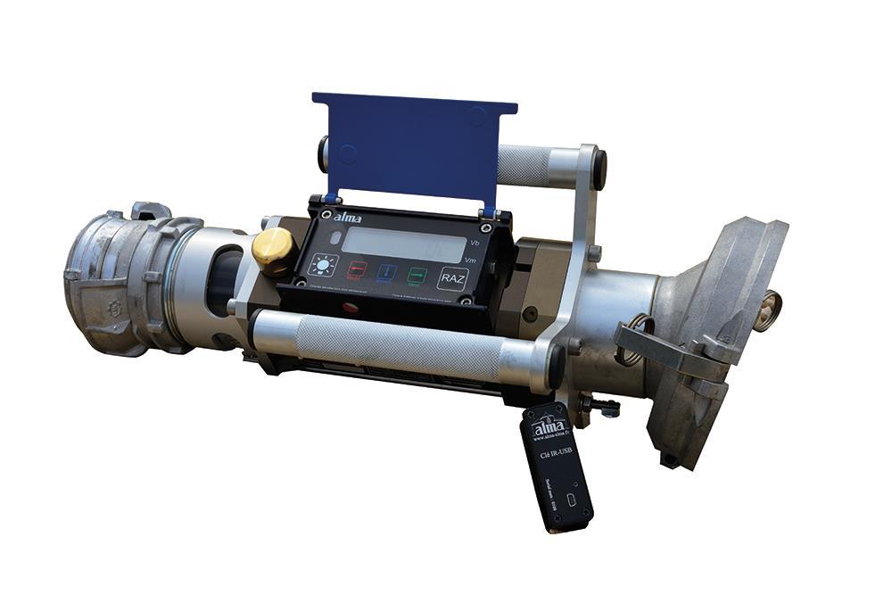 Alma Mobile Gravity Meter: Autonomous Flexicompt +
