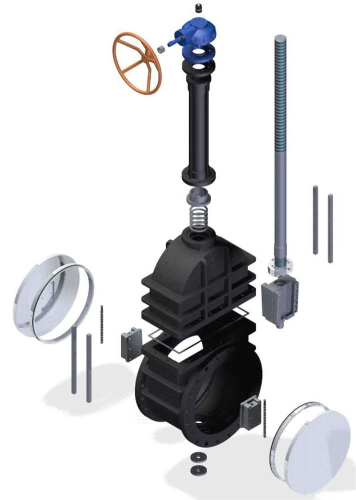PosiWell® Double Block & Bleed (DBB) Gate Valves Pic 2