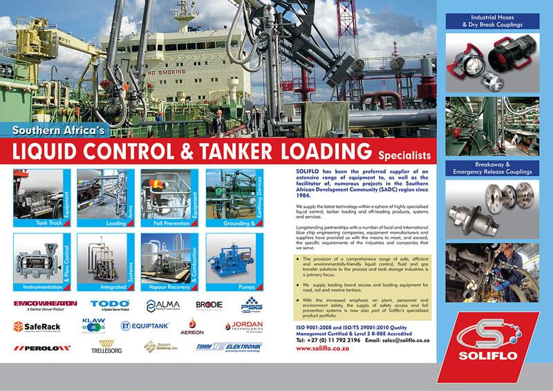 Archive Ad - Liquid Control & Tanker Loading Specialists