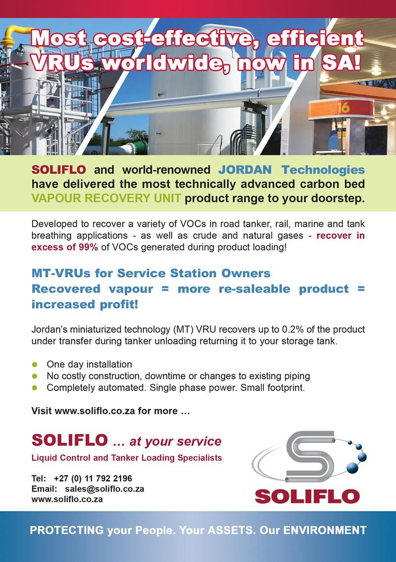 Archive Ad - Most cost-effective, efficient VRUs worldwide, now in SA!