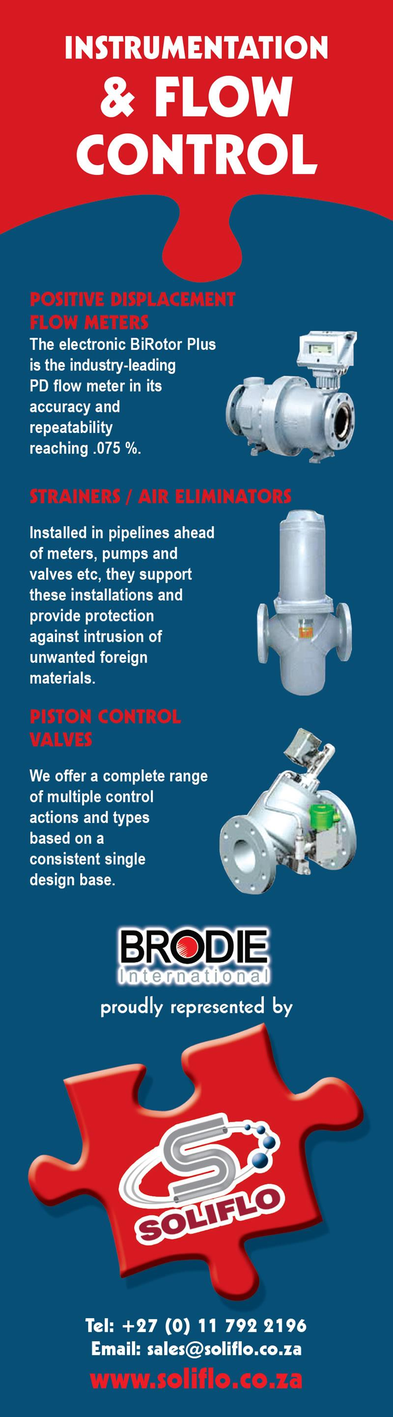 Archive Ad - Instrumentation & Flow Control Ad
