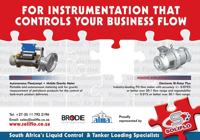 Archive Ad - For instrumentation that controls your business flow Ad 1