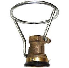 2' round handle